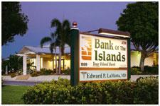 Bank of the Islands - Sanibel