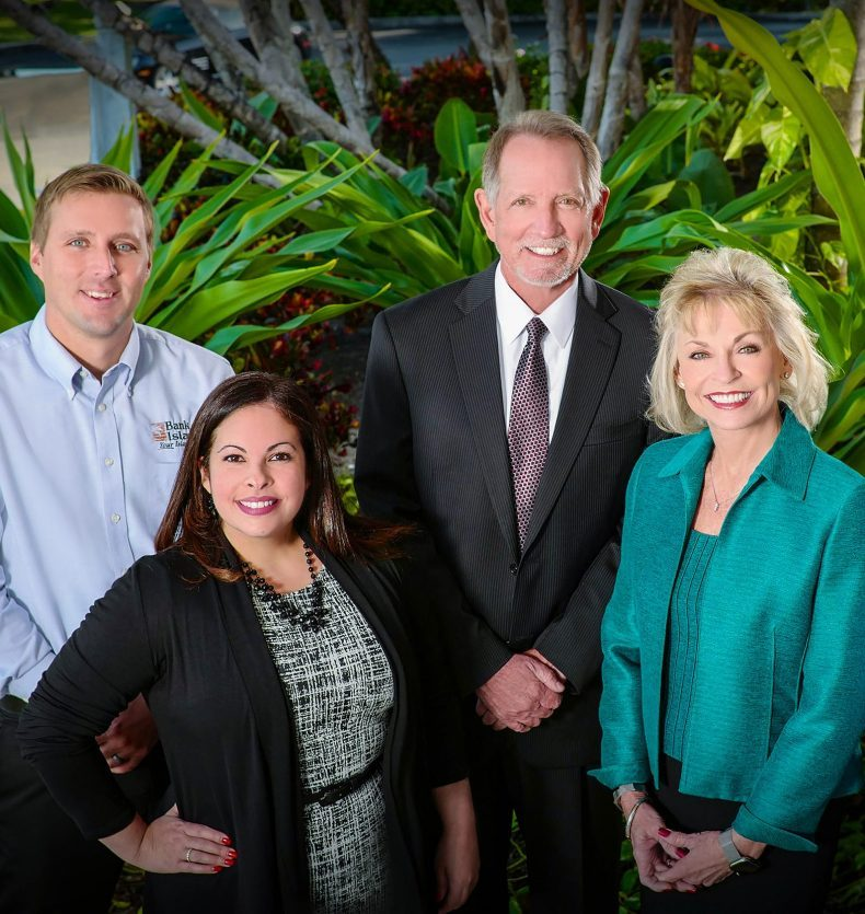 Darrin, Willy, Geoff & Robbie - Lending Team