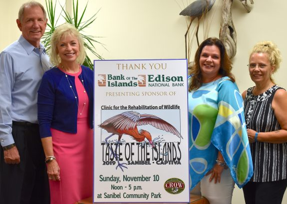 Edison National Bank as Presenting Sponsor