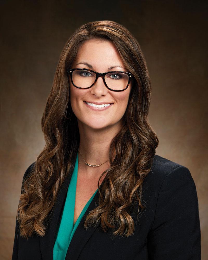Christina DePari - Compliance Officer
